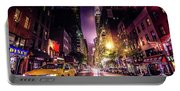 New York City Street Portable Battery Charger