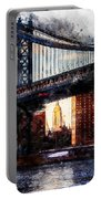 New York Panorama - 30 Portable Battery Charger