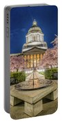 Night At The Capitol Portable Battery Charger