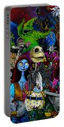 Nightmare Before Christmas Portable Battery Charger