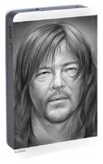 Norman Reedus Portable Battery Charger