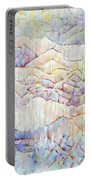 Northern Town Portable Battery Charger by Joanne Smoley
