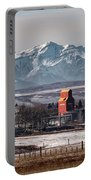 November Nanton Portable Battery Charger by Brad Allen Fine Art