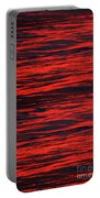 Ocean Abstract Portable Battery Charger