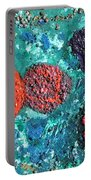 Ocean Emotion - Pintoresco Art By Sylvia Portable Battery Charger
