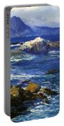 Off Mission Point Aka Point Lobos Portable Battery Charger