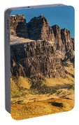 Old Man Of Storr, Skye Portable Battery Charger