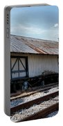 Old Train Depot In Gray, Georgia 2 Portable Battery Charger