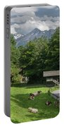 one afternoon in Ballenberg Portable Battery Charger