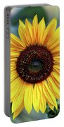 One Bright Sunflower Portable Battery Charger