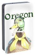 Oregon Duck Portable Battery Charger