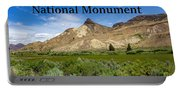 Oregon - John Day Fossil Beds National Monument Sheep Rock 1 Portable Battery Charger