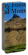 Oregon - John Day Fossil Beds National Monument Sheep Rock 2 Portable Battery Charger