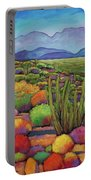 Organ Pipe Portable Battery Charger by Johnathan Harris