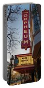 Orpheum Theater Madison, Alice Cooper Headlining Portable Battery Charger