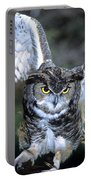 Owls Mascot 2 Portable Battery Charger