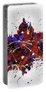 Oxford Colorful Skyline Portable Battery Charger