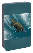 P Is For Platypus Portable Battery Charger