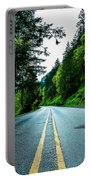 Pacific Northwest Road Portable Battery Charger