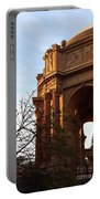 Palace Of Fine Arts At Sunset Portable Battery Charger