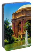 Palace Of Fine Arts Lagoon Portable Battery Charger