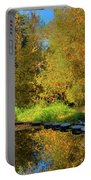 Palouse River Reflections Portable Battery Charger