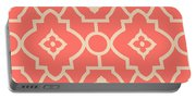 Pantone Pattern Portable Battery Charger