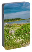 Paradise In Maine Portable Battery Charger