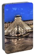 Paris Pyramid Portable Battery Charger