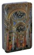 Parrocchia Santa Maria In Vallicella Portable Battery Charger