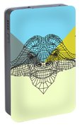 Party Buffalo Mesh Portable Battery Charger