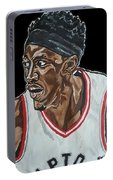 Pascal Siakam Portable Battery Charger
