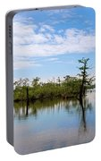Pasquotank River North Carolina Portable Battery Charger