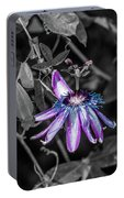 Passion Flower Only Alt Portable Battery Charger