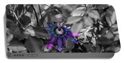 Passion Flower Only Portable Battery Charger