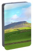 Penyghent In Yorkshire Dales National Park North Yorkshire Portable Battery Charger