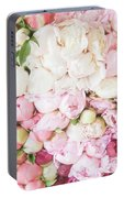 Peony Festival Portable Battery Charger