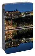 Perfect Sodermalm Blue Hour Reflection Portable Battery Charger