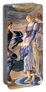 Perseus And The Sea Nymphs 1877 Portable Battery Charger