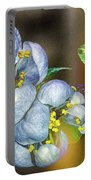 Photinia Spring Portable Battery Charger