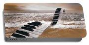 Piano Fantasy Portable Battery Charger