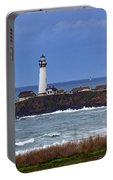 Pigeon Point Light Station In San Mateo County Ca Portable Battery Charger