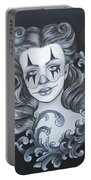 Pin Up Filigree Portable Battery Charger
