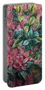 Pink Infusion Portable Battery Charger