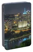 Pittsburgh Lights Portable Battery Charger