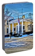 Pittsford Village Hall Portable Battery Charger