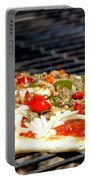 Pizza On The Grill Portable Battery Charger