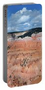 Point Supreme Overlook - Cedar Breaks - Utah  Portable Battery Charger