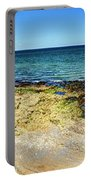 Pointe Du Hoc Panorama Portable Battery Charger