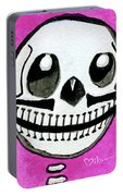 Pollito Sugarskull Of Cuteness Portable Battery Charger